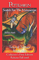 Poster For Tales of Tamoor Book Two Potemkin Search For The Manuscript